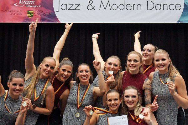 JMD-Formation Dance Works erstklassig! Nervenkitzel bis zum Schluss