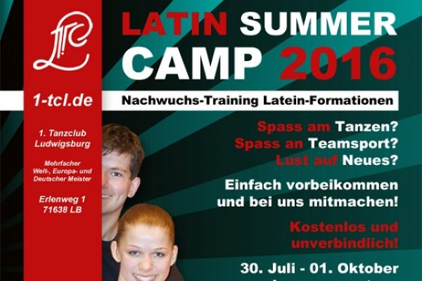 Latin Summer Camp 2016