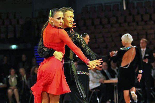 Jan Albeck und Alice Ligouis mit toller Leistung in Nürnberg