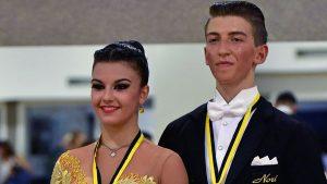 Andrei Cicoare und Kimberly Koparanova tanzen nicht mehr zusammen