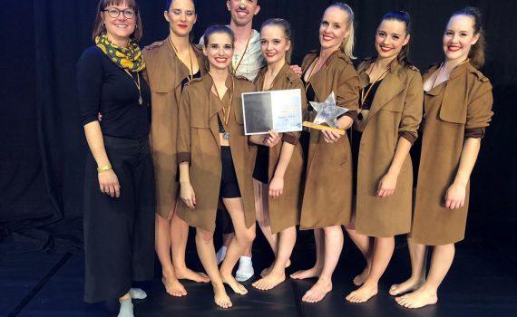 Dance Works zum Deutschlandpokal qualifiziert