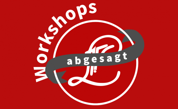 Workshop Angebote im November 2020